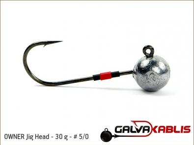 OWNER Jig Head 30 g 5 0