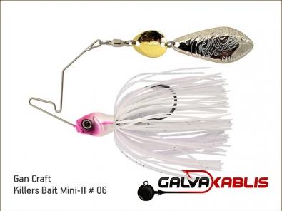 Gan Craft Killers Bait Mini-II 06