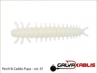 Perchik Caddis Pupa col 01