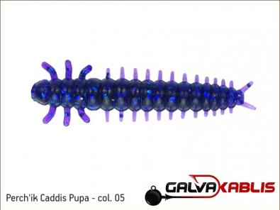 Perchik Caddis Pupa col 05