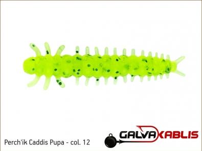 Perchik Caddis Pupa col 12