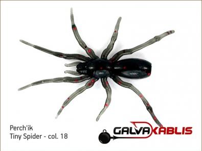 Perchik Tiny Spider col18