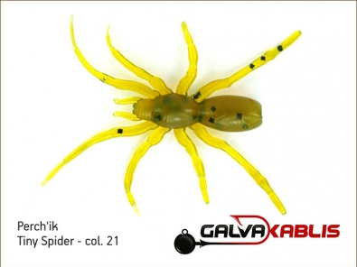 Perchik Tiny Spider col21