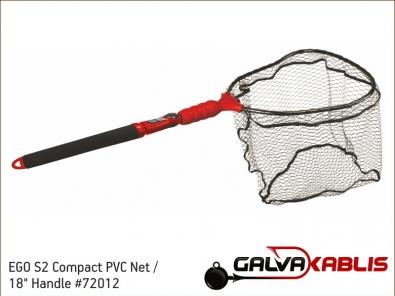 EGO S2 Compact PVC Net 18 Handle 72012