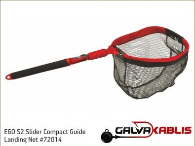 EGO S2 Slider Compact Guide Landing Net 72014