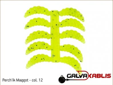 Perchik Maggot col 12