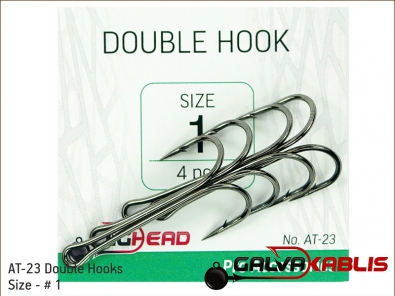 AT-23 Double Hooks 1