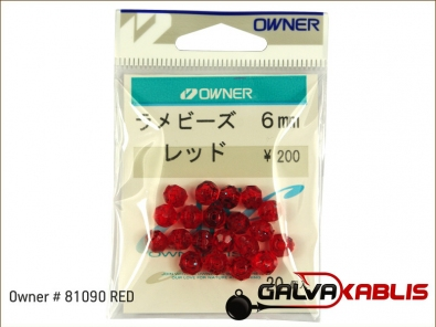 Owner 81090 RED2