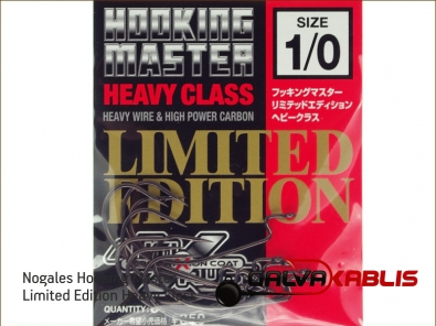 Nogales Hooking Master Limited Edition Heavy 1 0