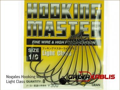 Nogales Hooking Master Light Class 1 0