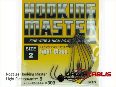 Nogales Hooking Master Light Class 2