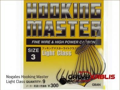 Nogales Hooking Master Light Class 3