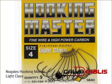 Nogales Hooking Master Light Class 4