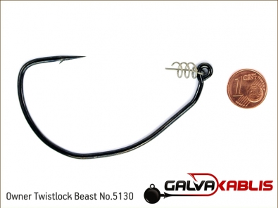 Owner Twistlock Beast No.5130