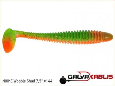 NOIKE Wobble Shad 7.5 - 144
