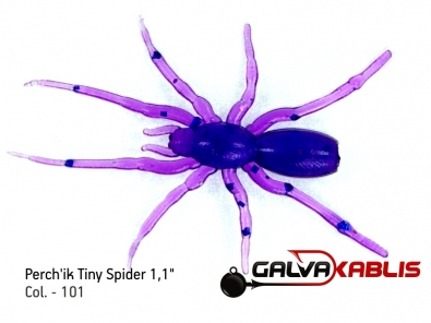 Perchik Tiny Spider col 101