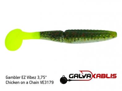 Gambler EZ Vibez Chicken on a Chain VE3179