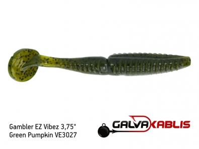 Gambler EZ Vibez Green Pumpkin VE3027