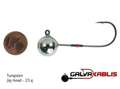 Tungsten JigHead 23g