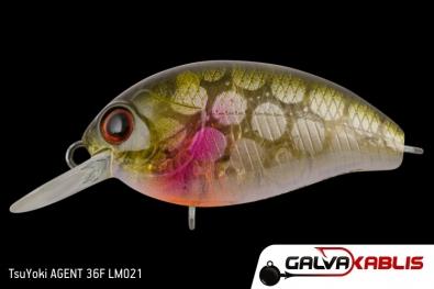 TsuYoki AGENT 36F LM021