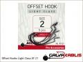 Offset Hooks Light Class AT-21 2