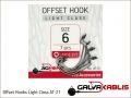 Offset Hooks Light Class AT-21 6