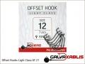 Offset Hooks Light Class AT-21 12