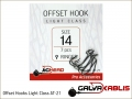 Offset Hooks Light Class AT-21 14