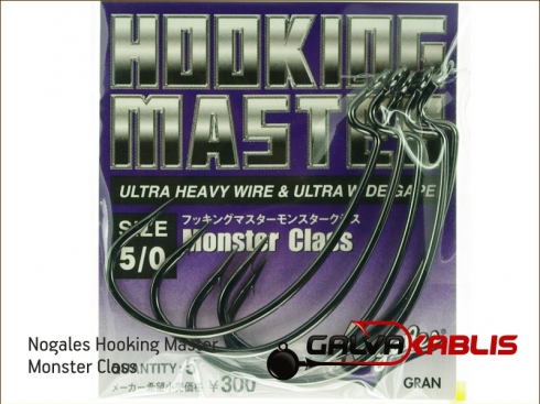 Nogales Hooking Master Monster Class 5 0