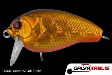 TsuYoki Agent SSR 40F TS285