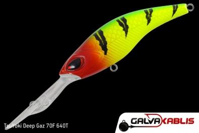 TsuYoki Deep Gaz 70F 640T