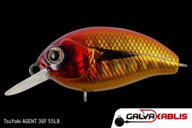 TsuYoki AGENT 36F 55L8