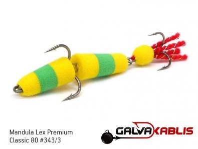 Mandula Lex Premium Classic 80 343 3