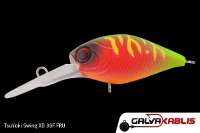 TsuYoki Swing XD 36F FRU